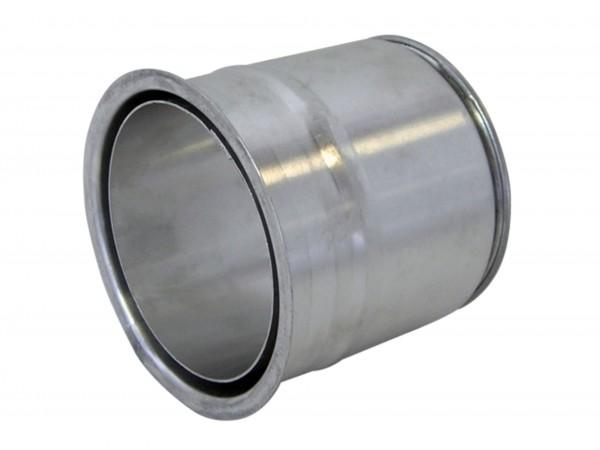 Wandwinkel Aluminium 60 mm doppelt
