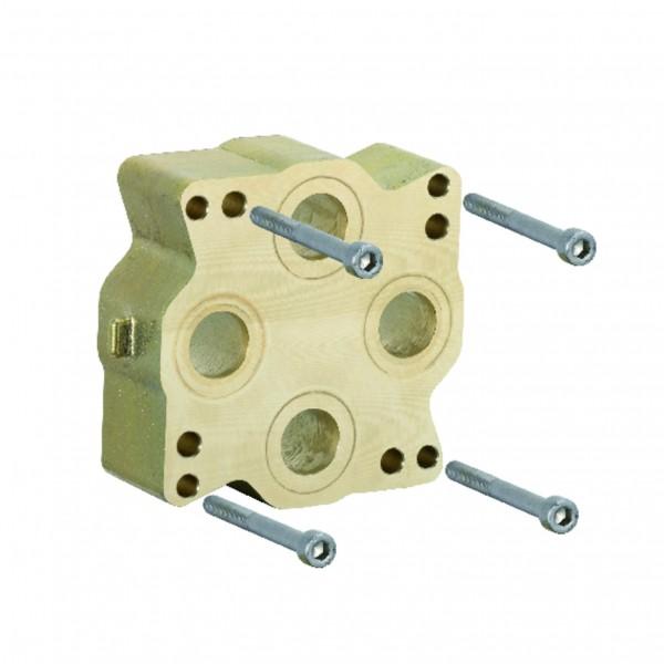 Verlängerung individual 30mm für VIGOUR-Box VIGUPK verchromt VIGOUR