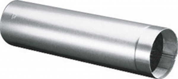 Abgasrohr Aluminium 60x1000mm